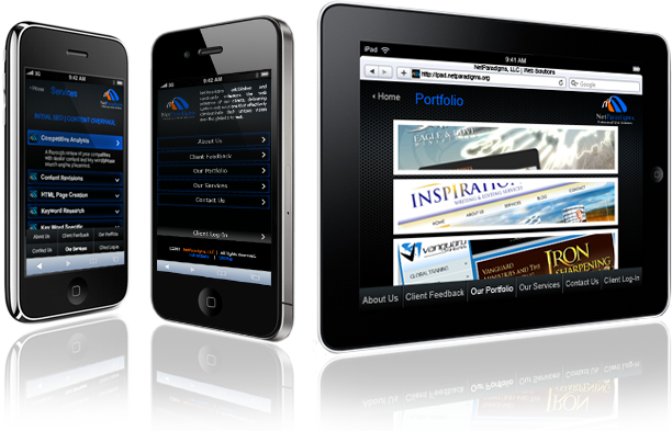 iPhone® / iPad™ Specific Solutions